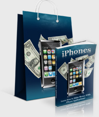 Product picture Discover How To Make Money With iPhone Applications + PLR!